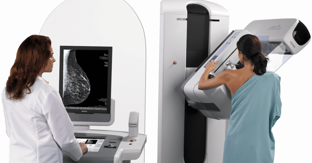 Should I Get a Mammogram or Thermal Imaging Scan?